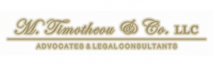 M. TIMOTHEOU & CO LLC