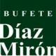 BufeteDíazMirón