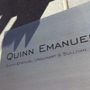 Quinn-Emanuel-Office-Sign