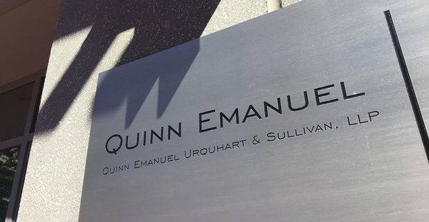 Quinn-Emanuel-Office-Sign