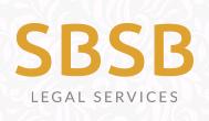 SBSB Legal Services logo