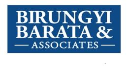 Birungyi, Barata& Associates LOGO